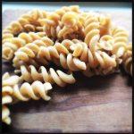 pasta swirls