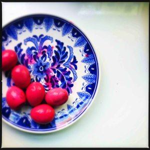 beet eggs 2014